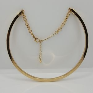 Gorgeous Gold Choker, Adaptable